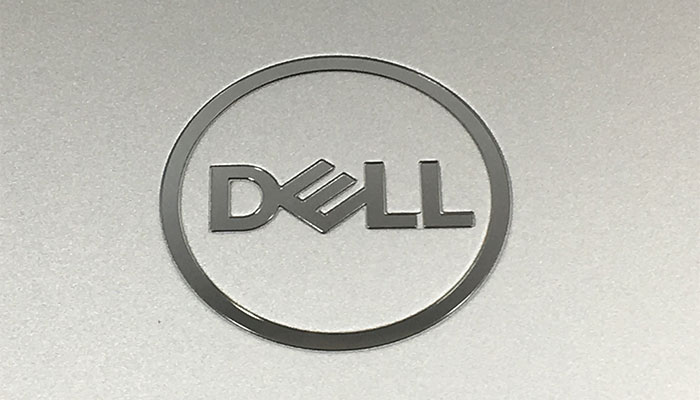DELL Inspire14 ロゴ