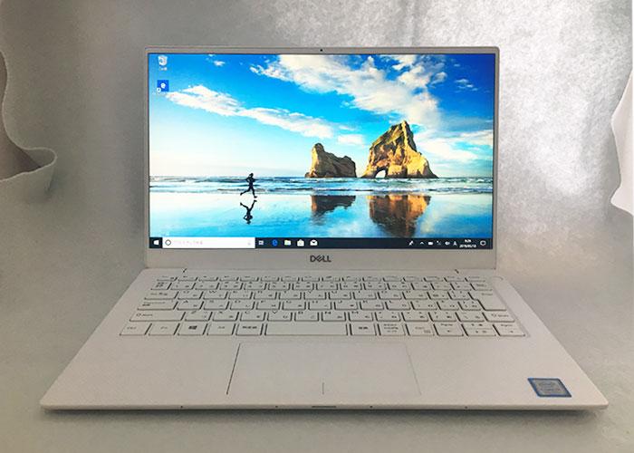 Dell XPS13 全体像