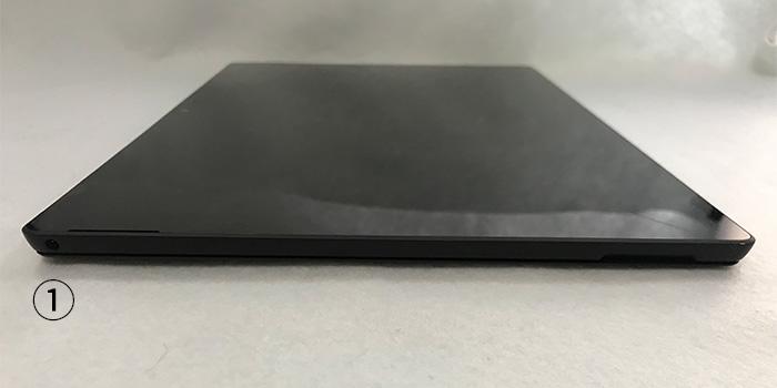 Surface Pro 6 左側面