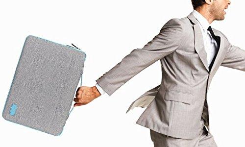 ノートPC用インナーケースの選び方3:持ち運びやすさ