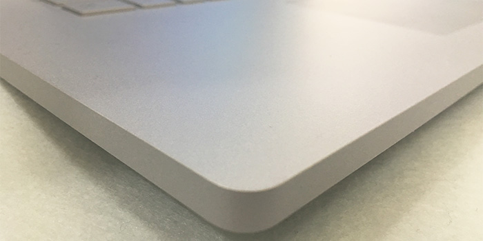 Surface book2 15 パームレスト