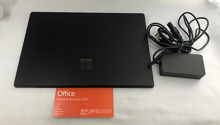 Surface Pro6 同梱物