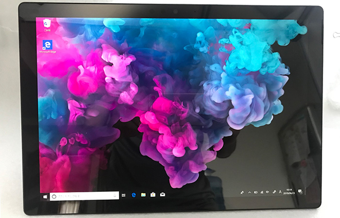 Surface Pro 6 液晶