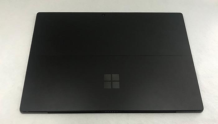 Surface Pro 6 天面