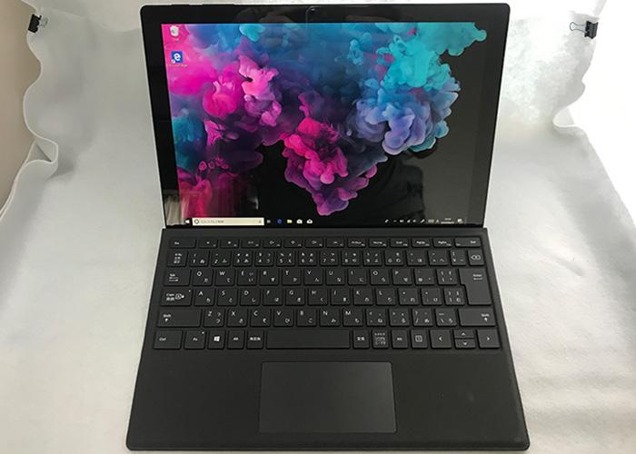 Surface Pro6 ブラック