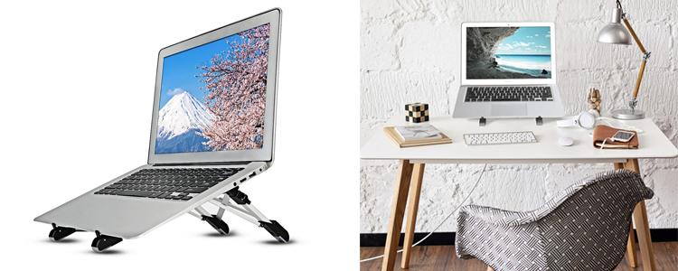 Megainvo ノートパソコン スタンド PCスタンド