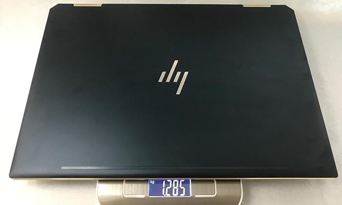 hp-spectrex360-13 重量