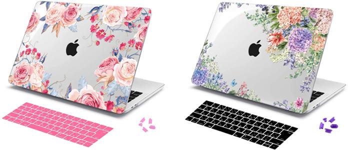 MacBook skin Flower