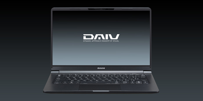 mouse DAIV 14型