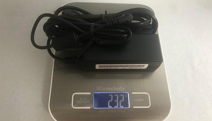 m-book x400 AC重量