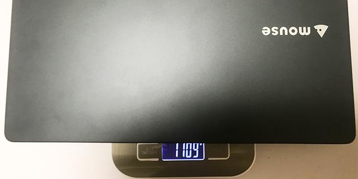m-book-x400 重さ