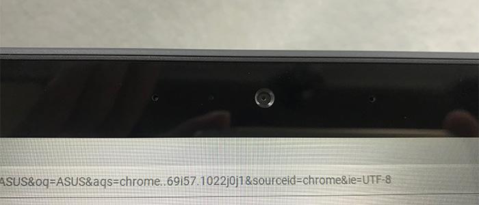 ASUS Chromebook C214MA カメラ