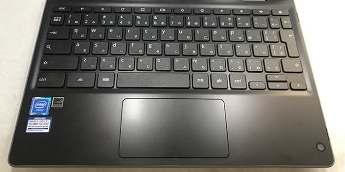 ASUS Chromebook C214MA キーボード