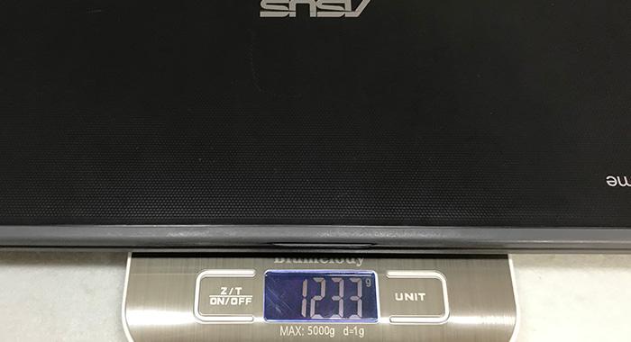 C213NA 本体重量