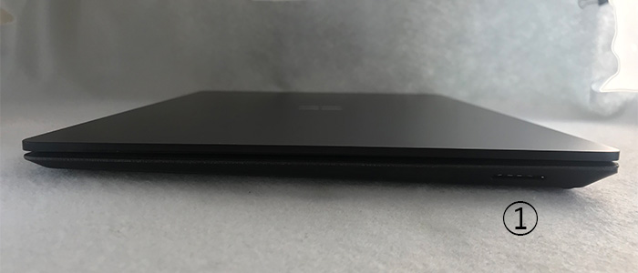 Laptop2 右側面