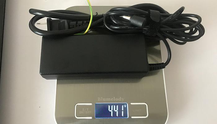 m-Book-K700SN AC重量