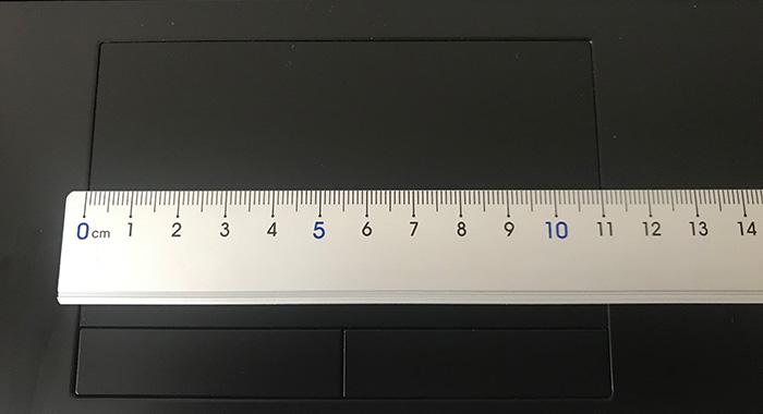 m-Book-K700SN タッチパッド