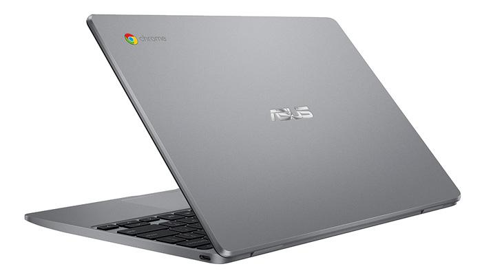 ASUS-Chromebook-C223NAグレー