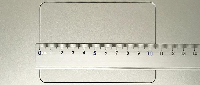 C523NA タッチパッド