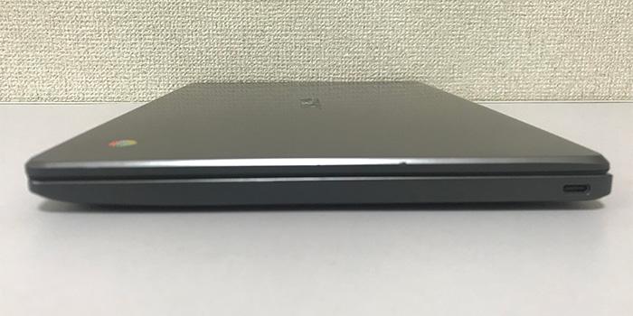 ChromeBook_C223NA-GJ0018_右インターフェース