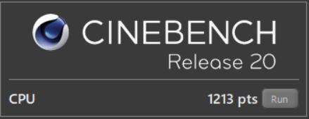 ENVY x360 13-CINEBENCH