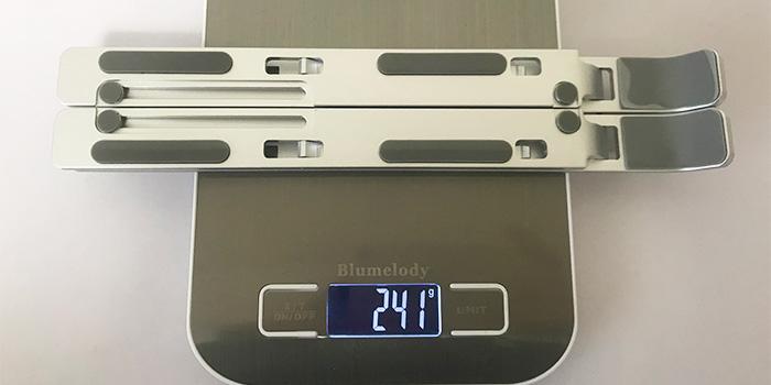 DODOLIVE 重量