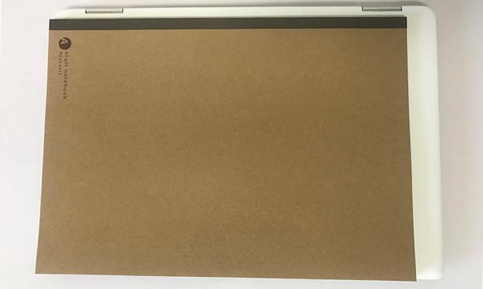 hpchromebookx360-14 A4ノート比較