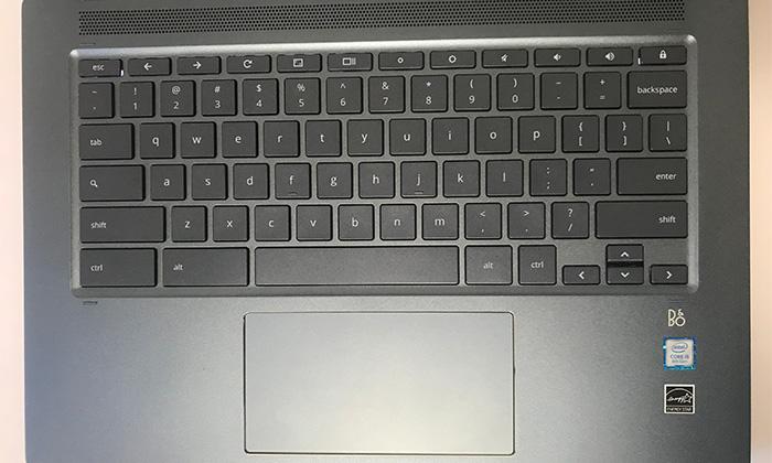 hpchromebookx360-14 キーボード