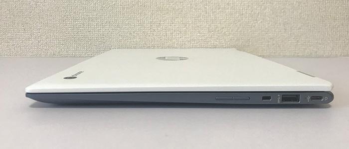 hpchromebookx360-14 インターフェース右側