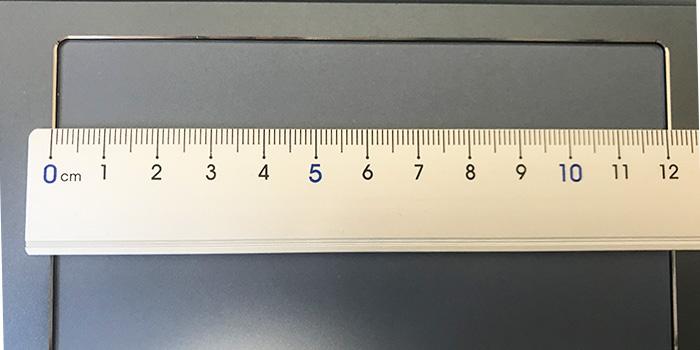 hpchromebookx360-14 タッチパッド
