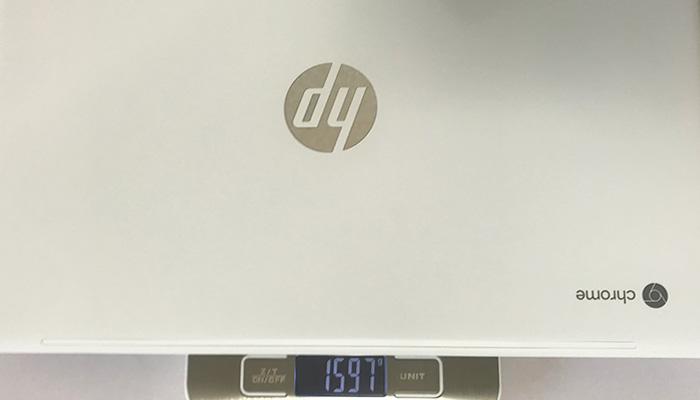 hpchromebookx360-14 重量