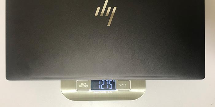 envy-x360-13-ar0000 本体重量
