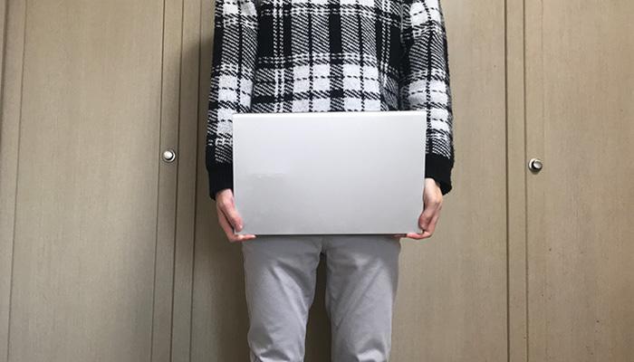 VivoBook S S531 ハンド