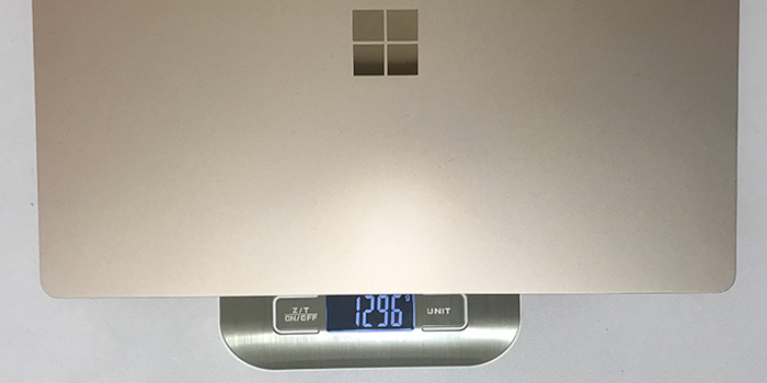 Laptop3 重量