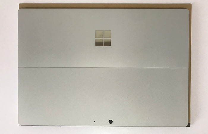 Surface Pro7 a4ノートと比較