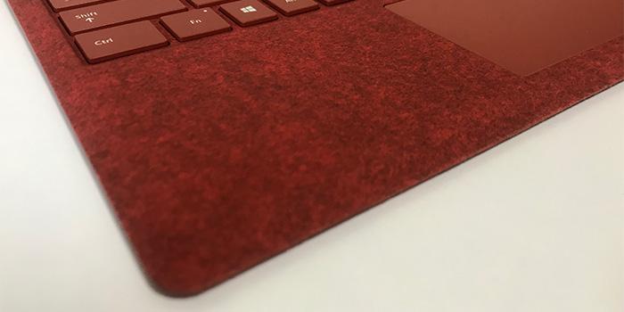 Surface Pro7 パームレスト