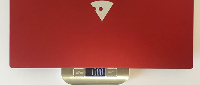 mouse X5-B 本体重量