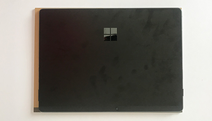 Surface Pro X A4比較