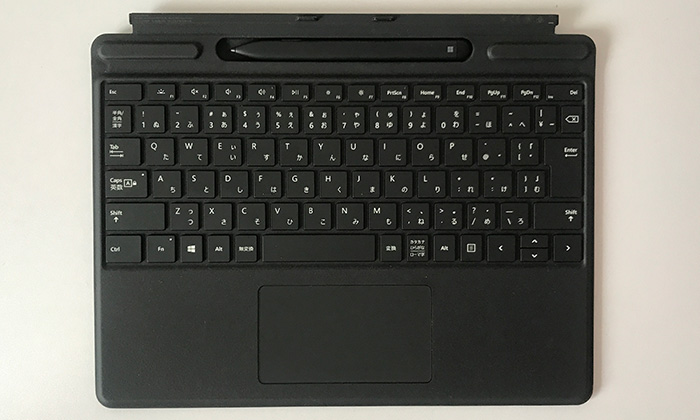 Surface Pro X キーボード