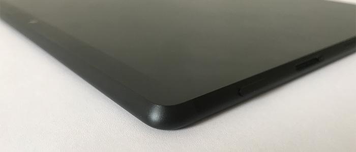 Surface Pro X 丸みを帯びたデザイン