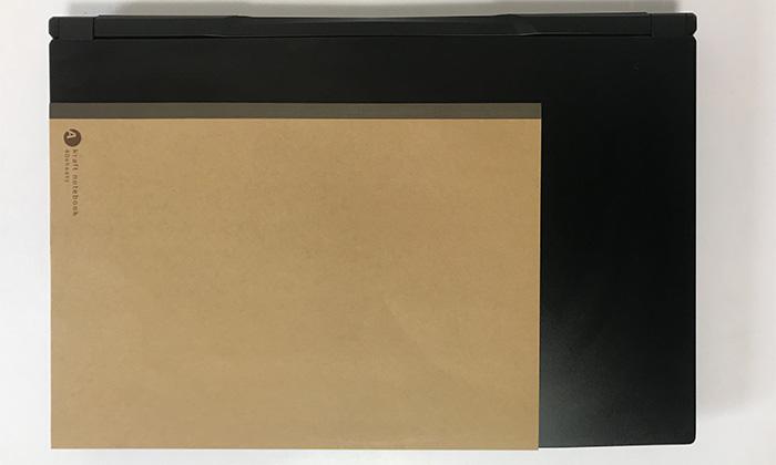 GALLERIA GCR2070RNF-E A4ノート比較