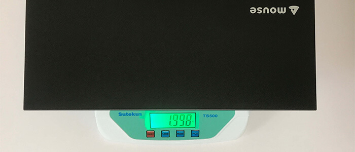 mouse F5 重量