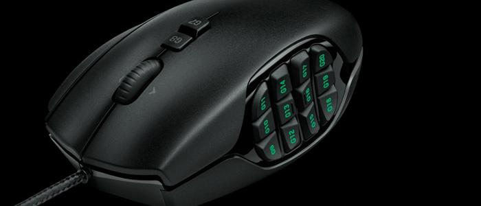 Logicool G ゲーミングマウス G600t