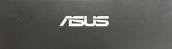 ASUS Chromebook C204MA ロゴ