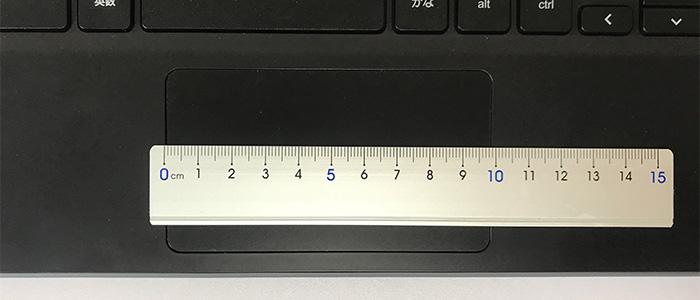 ASUS Chromebook C204MA タッチパッド