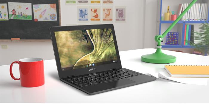 ASUS Chromebook C204MA 全体画像