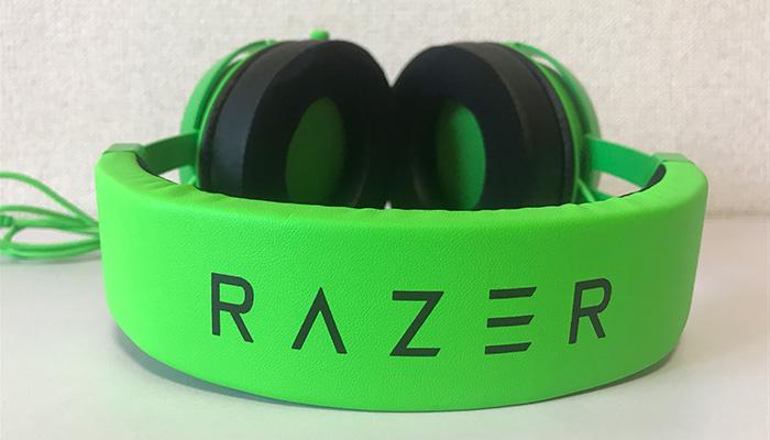 Razer Kraken ヘッドパット