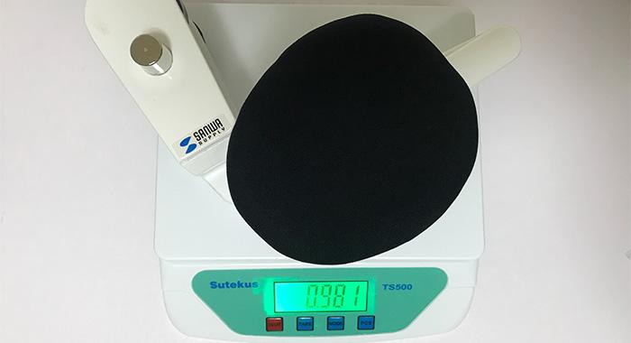 サンワサプライ エルゴノミクスアームレスト 重量