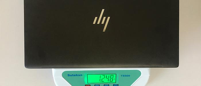 HP ENVY x360 13 本体重量