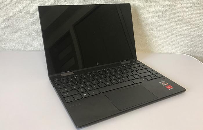 HP ENVY x360 13 全体